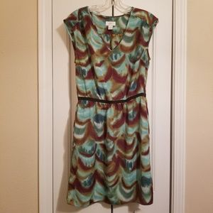 Loft, Sleeveless Dress